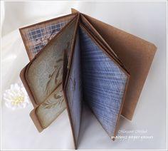 Margyz Paper Games: Photo Folio - Step by Step Tutorial #1