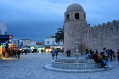 Sousse at Dusk, Tunisia, North Africa | by curreyuk