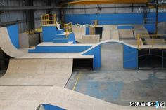 indoor skateboard ramps - Google Search
