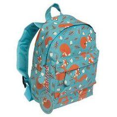 1ba4878d8c2 MINI SELJAKOTT REBANE RUSTY pilt Toddler Backpack, Mini Backpack, Foxes,  Kindergarten, Baby