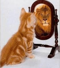 It's all to do with how you see yourself