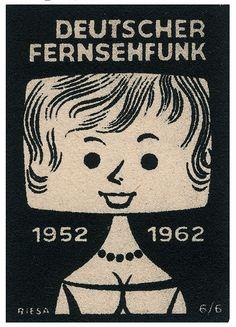DeutscherFernsehfunk • 1952-1962