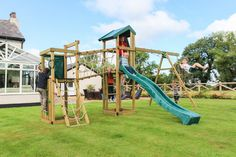 Orchard Climbing Frame Has Everything That Your Children Would Want From  Garden Play Equipment. Www