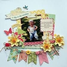 layered scrapbooking designs - Google Search