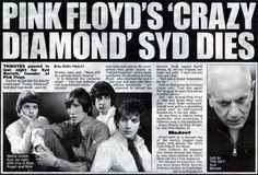 Syd Barrette/ Pink Floyd