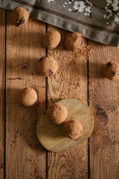 The Best of this Life |  Raw Vegan Cocoa Truffles