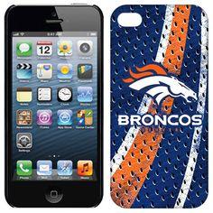 Broncos phone case