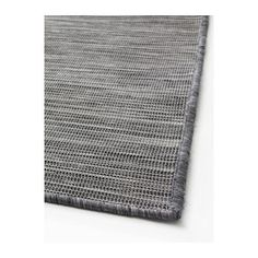 HODDE Tæppe, fladvævet, indendørs/udendørs grå, sort indendørs/udendørs grå/sort 160x230 cm
