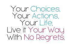 Your choices are your life ! quotes about life, chances and choices 1000bitaka.blogspot.com