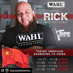 Check this out from @wahlpro Go check em Out  Check Out @RogThaBarber100x for 57 Ways to Build a Strong Barber Clientele!  #barberworld #barbershop #barber #barbering #barbershopconnect #barbershops #barbersince98 #barbershopflow #barbersinctv #hair #haircut #hairstylist #hairdo #like4like #likes #likeforlike #barbeiros #barbeirosbrasil #barbeirosp #sharpfade #barberlife #barberhustle #barbergrind #nationalcity #sandiego #sanysidro #elcajon #chulavista #activebarbers #southsandiego…