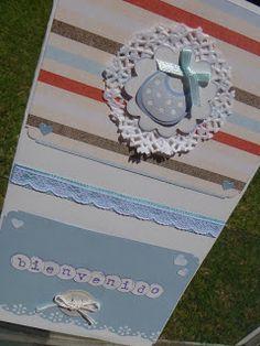 EMPAPELARCI: Tarjetas para bebes