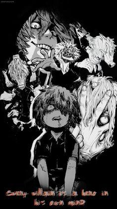 Boku no Hero Academia    Shigaraki Tomura/Shimura Tenko