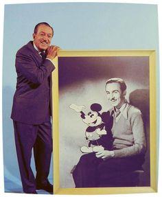 Older Walt with younger Walt