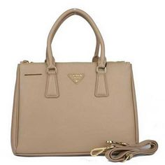 8c34ad842e8 103282 Prada Saffiano Calf Leather Tote Bag 103282 Apricot