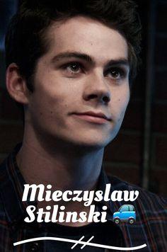 We finally know his full name say hello to Mieczyslaw Stilinski