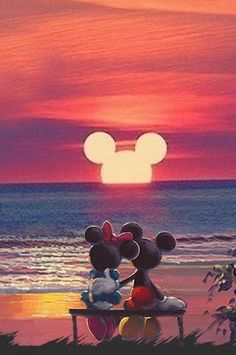 Mickey and Minnie Minnie Mouse Images, Mickey Mouse Pictures, Mickey Mouse Art, Mickey Mouse Wallpaper Iphone, Cute Disney Wallpaper, Disney Images, Disney Pictures, Disney Fun, Disney Mickey