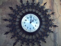 Your place to buy and sell all things handmade Decor Styles, Looks Great, Retro Vintage, Wall Clocks, Living Room, Black, Etsy, Chiming Wall Clocks, Black People