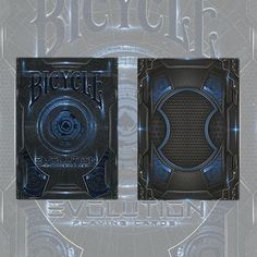 Bicycle Evolution Deck by USPCC - Trick