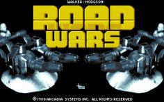 Road Wars (Commodore Amiga)