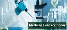 Transcription for pharmaceuticals, medical research, dictations for GPs and specialists and more...