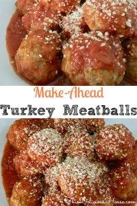 Make Ahead Turkey Meatballs are great for parties and appetizers. Healthy, moist… Make Ahead Turkey Meatballs are great for parties and appetizers. Healthy, moist, and so easy, you'll love these delicious Italian style turkey meatballs in marinara sauce. Appetizers For A Crowd, Food For A Crowd, Appetizers For Party, Party Snacks, Easy Crowd Meals, Make Ahead Meals, Classic Meatball Recipe, Meatball Recipes, Italian Turkey Meatballs