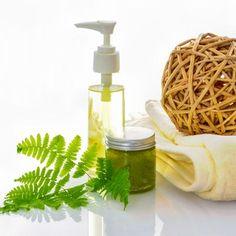 Duschgel selber machen - Duschgel Rezept für Rosmarin Duschgel