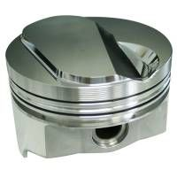#HowardsCams 853164618 Pro Max Chevrolet 396-502 (Mark IV) 2618 Forged Open Chamber Small Dome - Standard Deck Block 18.0cc #Pistons
