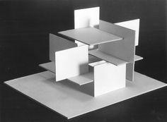 Afbeeldingsresultaat voor ruimtelijke constructies in de kunst