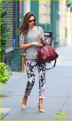 miranda-kerr-floral-pants-lover-in-nyc-05