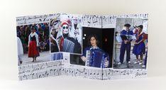 Lectorile, atril, músicos, partituras Photo Wall, Polaroid Film, Music Stand, Sheet Music, Photograph