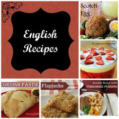 #europescalling has the best authentic English recipes!