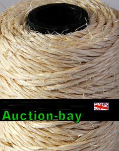 Marine Rope Random Lengths Strong Natural Sisal Rope 6mm 8mm 10mm 12mm 14mm Cheap Sale 10 Pack Parts & Accessories