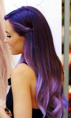 20 Cool Ideas for Lavender Ombre Hair and Purple Ombre 20 Cool ideas for lavender ombre hair and purple ombre. Best and unique ideas for lavender ombre hair and purple ombre. Must try!