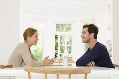 Image result for couples talking to each other