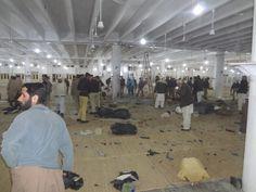 22 killed, 47 injured in Swat bomb blast