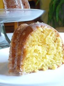 Life Tastes Good: Memaw's Lemon Sunshine Cake