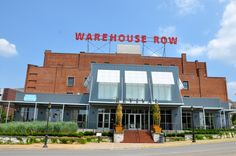 Warehouse Row continues to evolve | Nooga.com