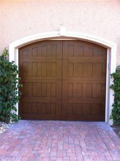 This Flagstone I Like Wood Garage Doors Carriage House Florida Home Photo Galleries
