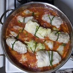 Until I lived in Vietnam, I had never thought of cabbage rolls as a Vietnamese dish.  I also had never thought of them as very appetizi...