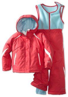 winter ski clothes girls columbia bugaboo set, ski clothes for kids, ski outfit for boys, ski outfit for girls, ski outfits for kids, and winter clothes for kids.
