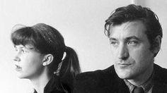 Het beroemde dichterspaar Plath en Hughes.