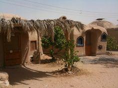 Kibbutz Lotan - An Oasis in a Desert Where it Never Rains