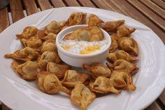 Türk Dünyası Yemekleri Kaşık Börek Kızartması