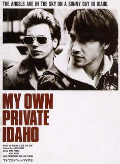My own private Idaho / Gus van Sant / 1991