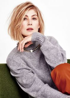 ROSAMUND PIKE for Modern Weekly