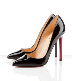 The classic Pigalle will be my first Christian Louboutin purchase...because it may be my ONLY CL purchase...;-)