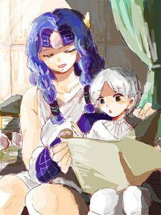 Sindria no Bouken: Photo Magi Sinbad, Magi 3, Aladdin Magi, Anime Magi, The Kingdom Of Magic, Manga Games, Manga Art, Drawings, Cute
