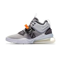Nike Air Force 270 Wolf Grey Air Force Ones 37a2e07c5
