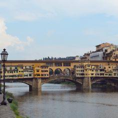 Ponte Vecchio. Florence, Italy