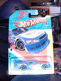Hot Wheels NASCAR Danica Patrick 2010 CHEVY IMPALA SS, blue with white flames, Hot Wheels logo on side panels & hood, Danica's name, Nationwide #7 on both doors and facsimile autograph @ top left of card!! JR2 Motorsports by Mattel. $3.19. NASCAR. Danica. VHTF & MINT, inside factory-sealed package! Please read & understand my return policy BEFORE you purchase!! Be 100%  sure that you know what you're buying!! May show some shelf wear.  Sold as a toy.  email with que...